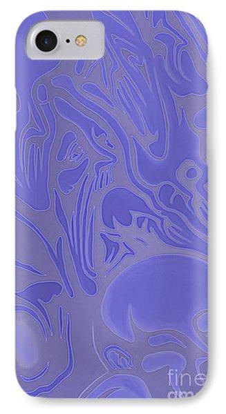 Neon Intensity IPhone Case