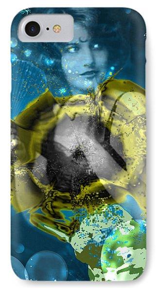 Neptune's Daughter IPhone Case