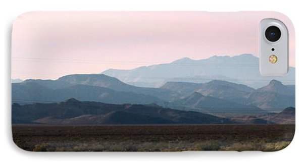 Nevada Sunset IPhone Case