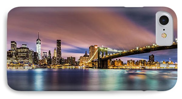 New Dawn Over New York IPhone Case