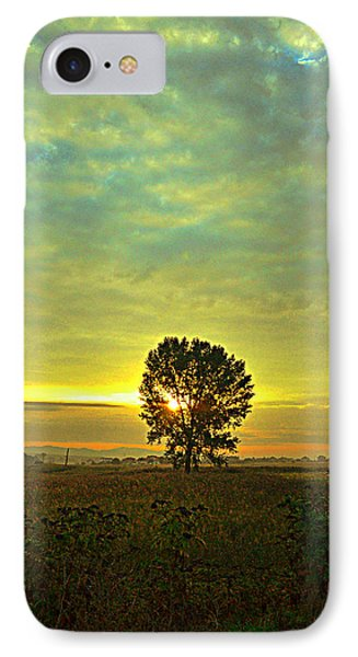 New Day IPhone Case