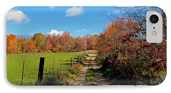 New England Farm Rota Springs IPhone Case