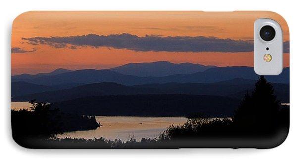 New Hampshire Sunset IPhone Case