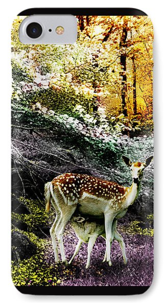 New Life In Fantasia IPhone Case