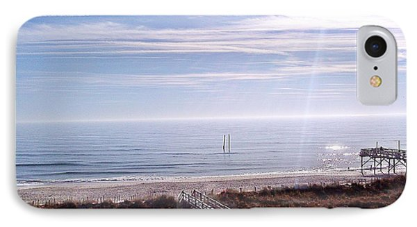 New Year Carolina Beach IPhone Case