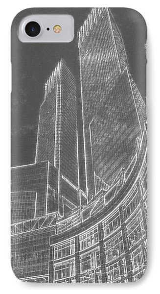 New York Skylines IPhone Case