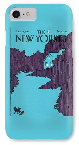 New Yorker September 21st, 1981 IPhone Case