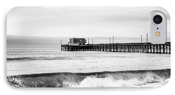 Newport Beach Pier IPhone Case