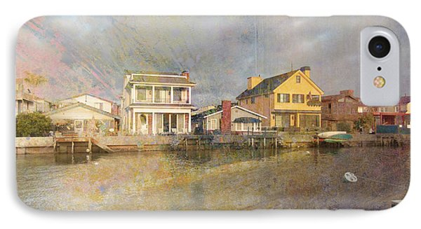 Newport Harbor At Sunset IPhone Case
