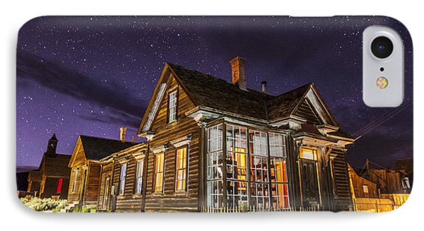 Night At The Cain House IPhone Case