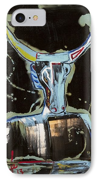 Night Bull IPhone Case