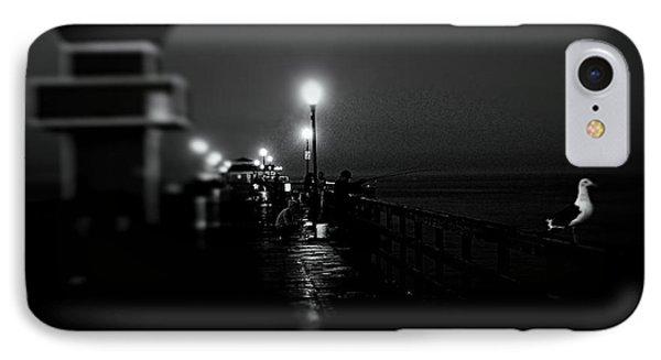 Night Fisherman IPhone Case