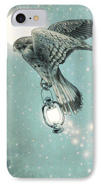 Nighthawk IPhone Case