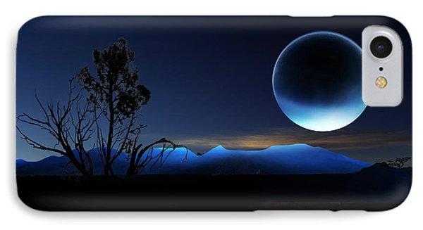 Nightrise IPhone Case