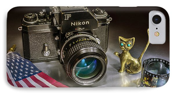 Nikon F IPhone Case