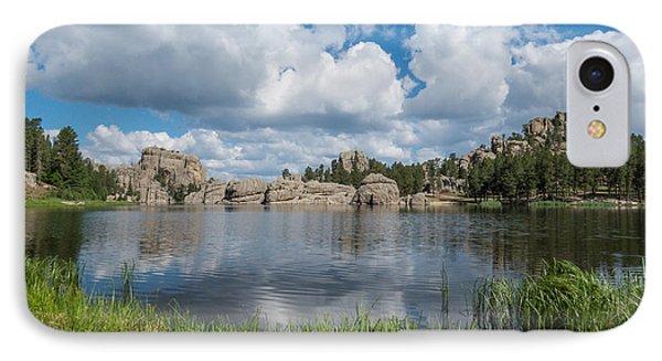 Sylvan Lake South Dakota IPhone Case