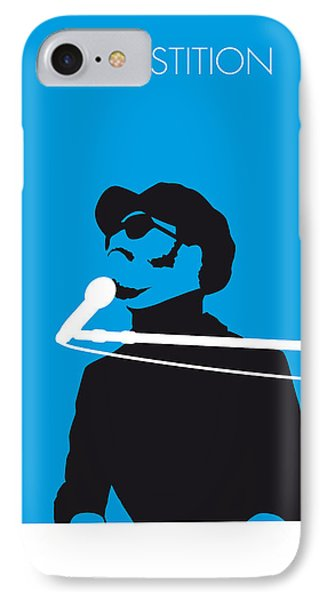No039 My Stevie Wonder Minimal Music Poster IPhone Case