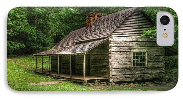Noah Ogle Cabin IPhone Case