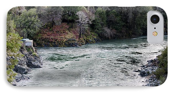 North And Middle Fork Of Smith River 2 IPhone Case