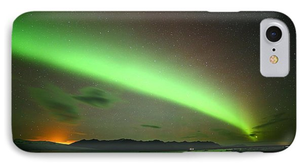 Northern Lights 2 IPhone Case