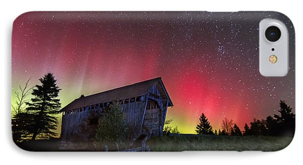 Northern Lights - Painted Sky IPhone Case