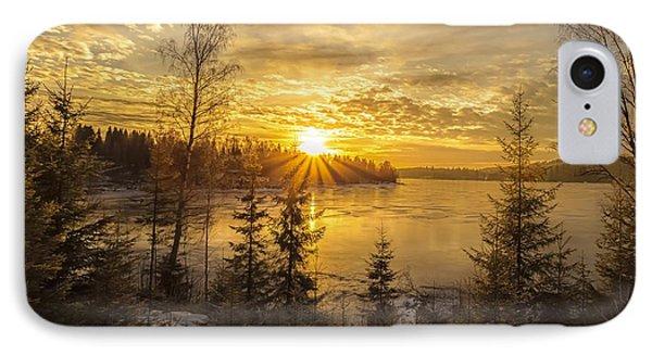 Norway Hedmark IPhone Case