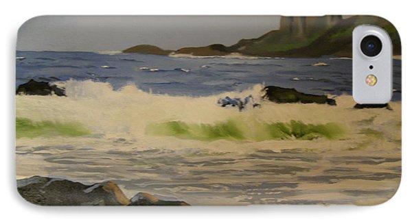 Norwick Beach Shetland Isles IPhone Case
