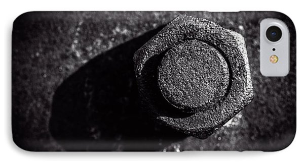Nut And Bolt IPhone Case