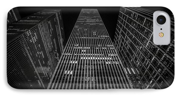 Nyc Forefront IPhone Case