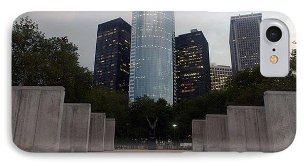 Nyc Vietnam Memorial IPhone Case