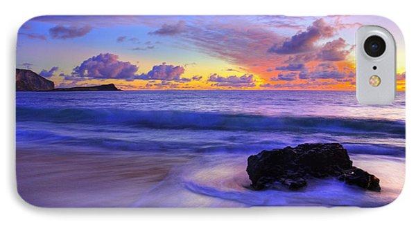 Oahu Sunrise IPhone Case