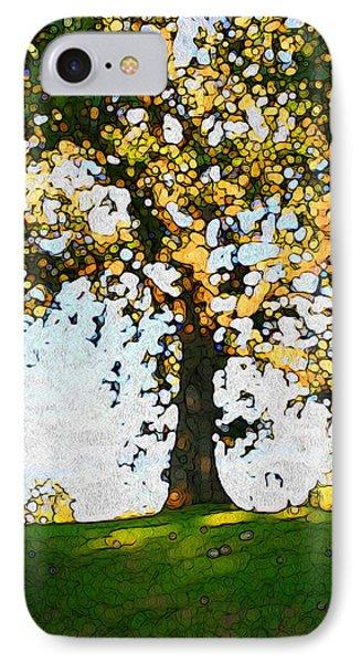 Oak Tree 1 IPhone Case