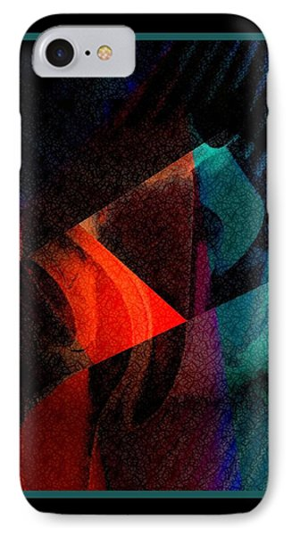 Obstruction Of Light IPhone Case