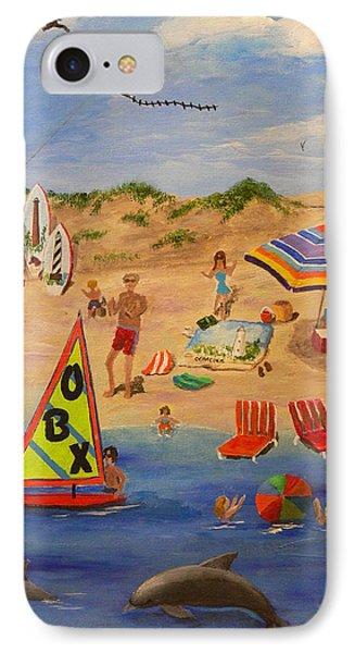 Obx Beach IPhone Case
