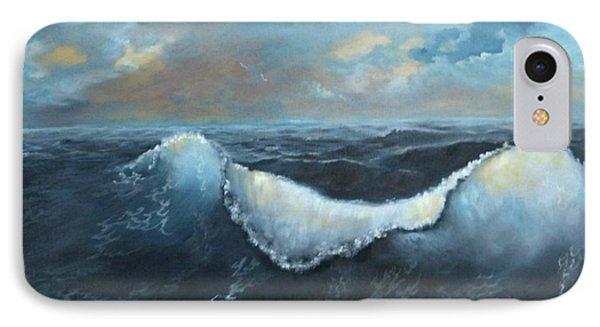 Ocean At Sunset IPhone Case