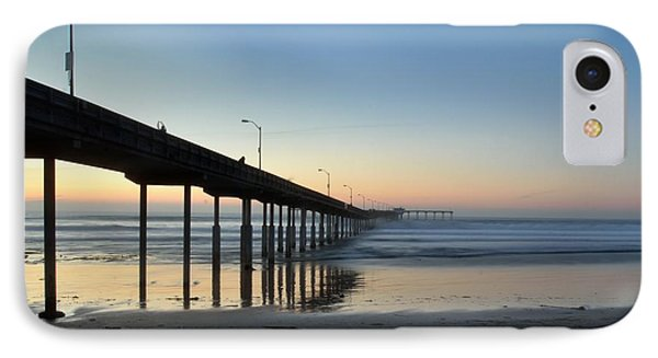Ocean Beach Pier IPhone Case