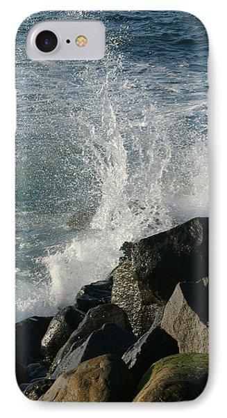 Ocean Beach Splash 2 IPhone Case