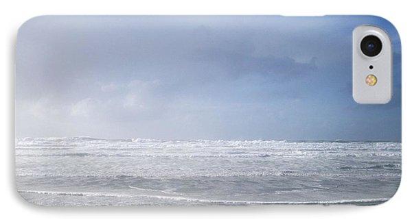 Ocean Foam IPhone Case