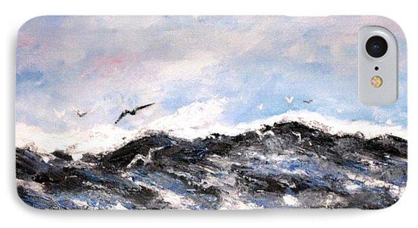 Ocean Gulls IPhone Case