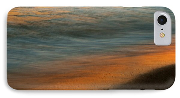 IPhone Case featuring the photograph Wave Impressions  by John F Tsumas