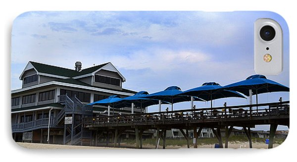 Ocean Pier And Restaurant IPhone Case