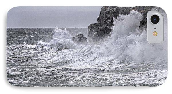 Ocean Surge At Gulliver's IPhone Case