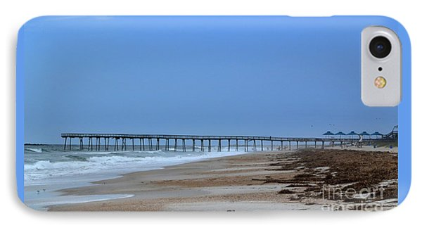 Oceanic Pier IPhone Case
