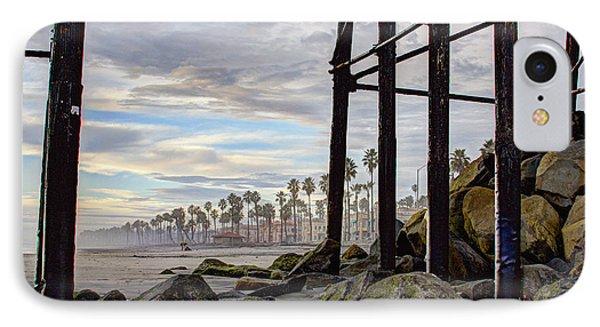 Oceanside Pier IPhone Case
