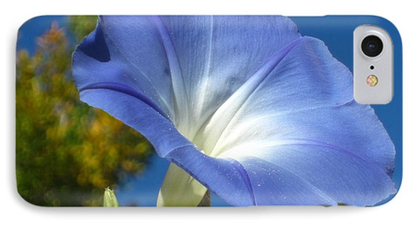 Oh Heavenly Blue 2 IPhone Case