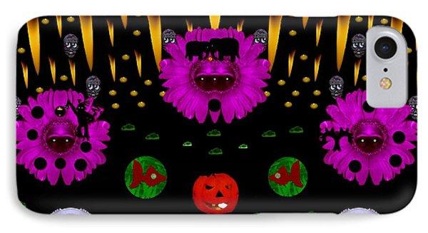 Oh My Pumpkin IPhone Case