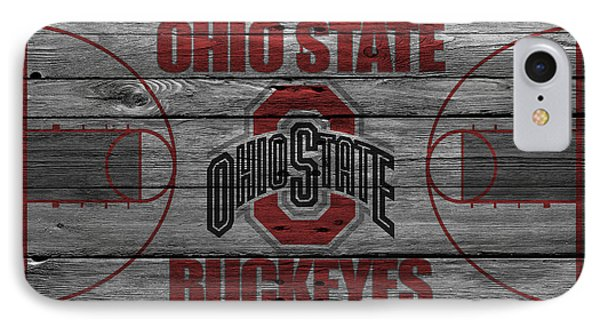 Ohio State Buckeyes IPhone Case