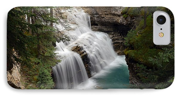 Johnston Canyon In Banff IPhone Case