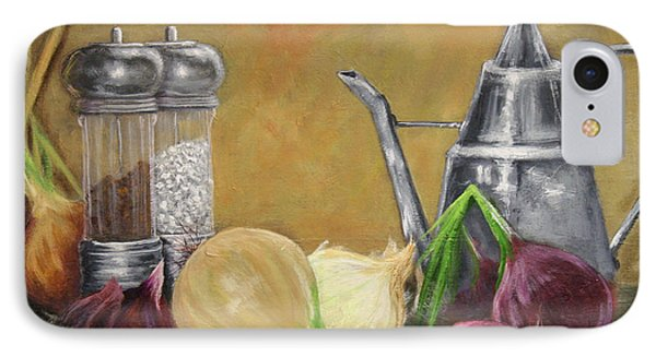 Oil Can Still Life IPhone Case