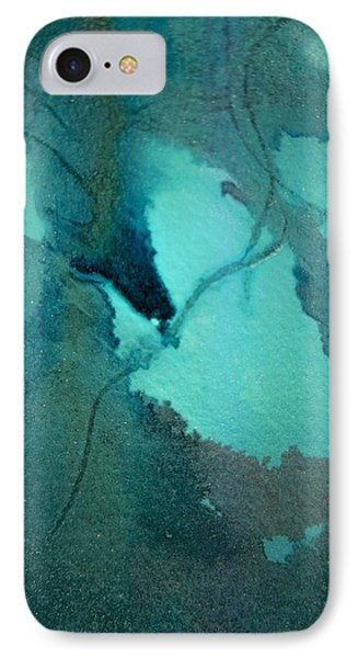 Oil Spill Deep Within The Heart Of The Gulf IPhone Case